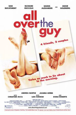 All Over the Guy - Movie Poster (thumbnail)