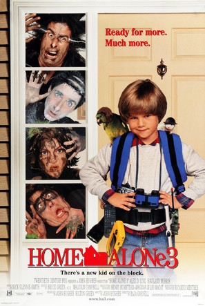 Home Alone 3 - Movie Poster (thumbnail)