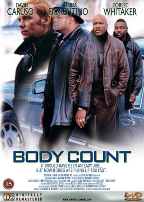 Body Count - Danish poster (thumbnail)