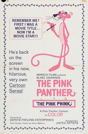 The Pink Phink - Movie Poster (thumbnail)