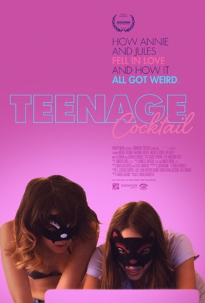 Teenage Cocktail - Movie Poster (thumbnail)