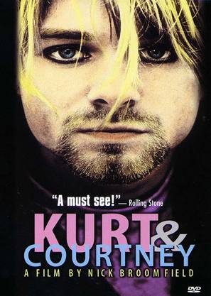 Kurt & Courtney - poster (thumbnail)