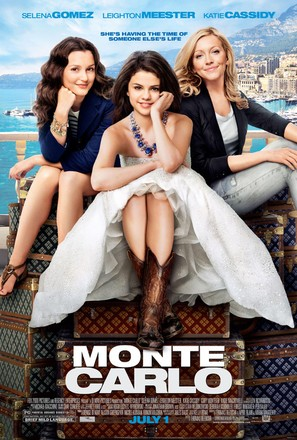 Monte Carlo - Theatrical movie poster (thumbnail)