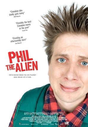 Phil the Alien - Canadian poster (thumbnail)