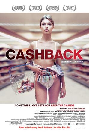 Cashback - British Movie Poster (thumbnail)