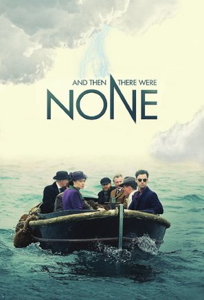 And Then There Were None - British Movie Poster (thumbnail)