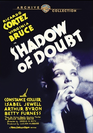 Shadow of Doubt - DVD movie cover (thumbnail)