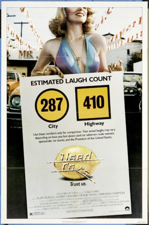 Used Cars - Movie Poster (thumbnail)