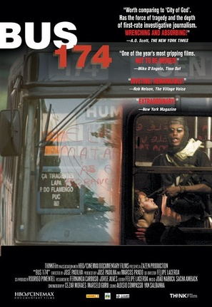 Ônibus 174 - Movie Poster (thumbnail)