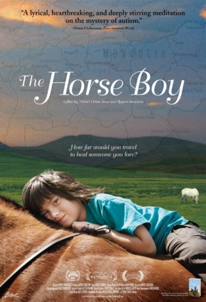 The Horse Boy - Movie Poster (thumbnail)