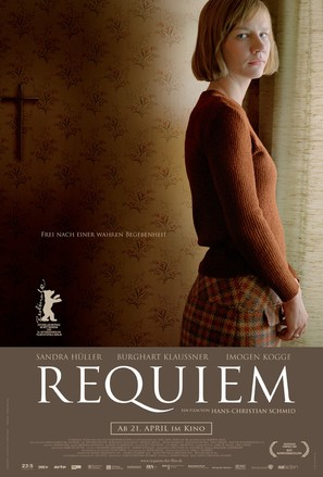 Requiem - German Movie Poster (thumbnail)