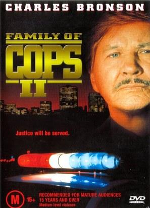 Breach of Faith: A Family of Cops II - Australian Movie Cover (thumbnail)