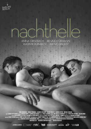 Nachthelle - German Movie Poster (thumbnail)