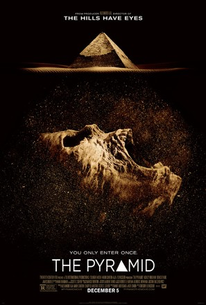 The Pyramid - Movie Poster (thumbnail)