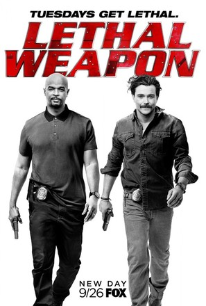 """Lethal Weapon"" - Movie Poster (thumbnail)"