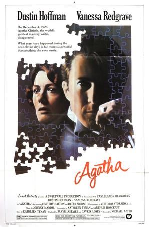 Agatha - Movie Poster (thumbnail)