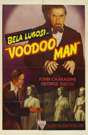 Voodoo Man - Movie Poster (thumbnail)