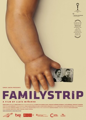 Familystrip - British Movie Poster (thumbnail)