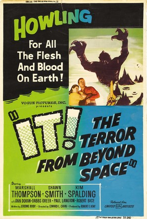 It! The Terror from Beyond Space - Movie Poster (thumbnail)