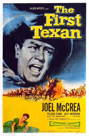 The First Texan - Movie Poster (thumbnail)