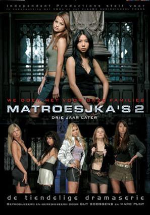 """Matroesjka's 2"" - Belgian Movie Cover (thumbnail)"