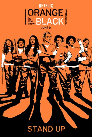 """Orange Is the New Black"" - Movie Poster (thumbnail)"