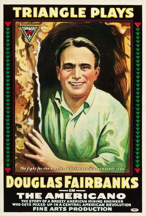The Americano - Movie Poster (thumbnail)