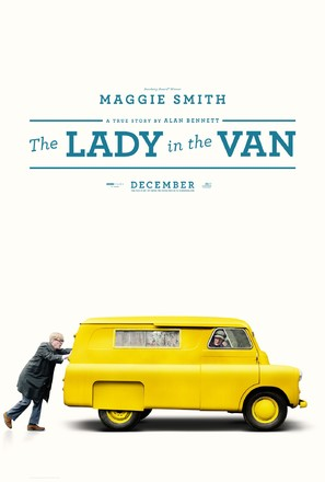 The Lady in the Van - British Movie Poster (thumbnail)
