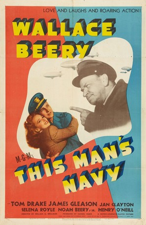 This Man's Navy - Movie Poster (thumbnail)