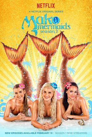"""Mako Mermaids"" - Movie Poster (thumbnail)"