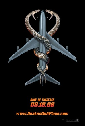 Snakes On A Plane - Movie Poster (thumbnail)
