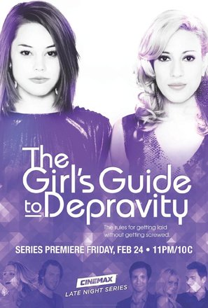 """The Girl's Guide to Depravity"" - Movie Poster (thumbnail)"
