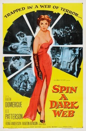 Spin a Dark Web - Movie Poster (thumbnail)