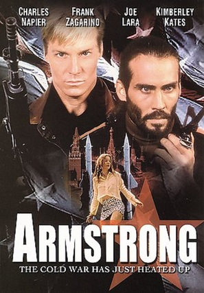 Armstrong - DVD movie cover (thumbnail)