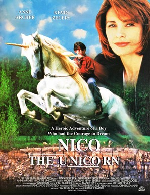 Nico the Unicorn - Movie Poster (thumbnail)