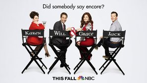 """Will & Grace"" - Movie Poster (thumbnail)"