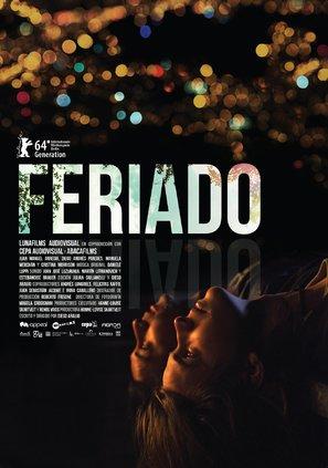 Feriado - Ecuadorian Movie Poster (thumbnail)