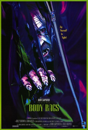 Body Bags - Movie Poster (thumbnail)