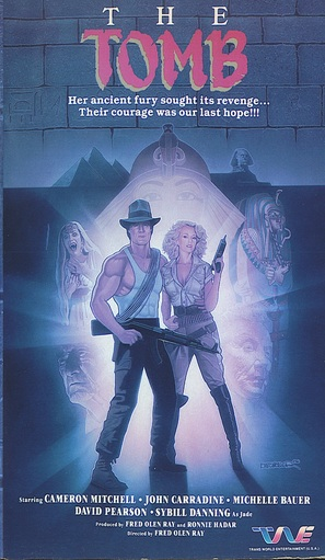 The Tomb - VHS cover (thumbnail)