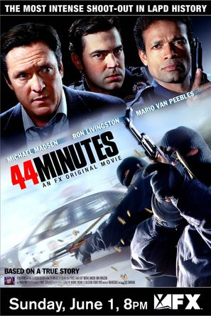 44 Minutes - Movie Poster (thumbnail)