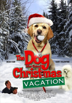 The Dog Who Saved Christmas Vacation - Movie Poster (thumbnail)