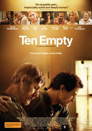 Ten Empty - Australian Movie Poster (thumbnail)
