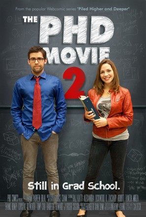 Piled Higher and Deeper: Still in Grad School - Movie Poster (thumbnail)