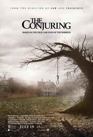 The Conjuring - Movie Poster (thumbnail)