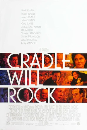 Cradle Will Rock - Movie Poster (thumbnail)
