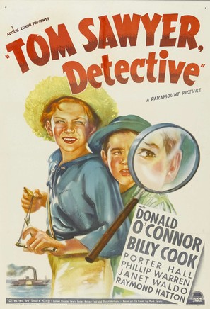 Tom Sawyer, Detective - Movie Poster (thumbnail)