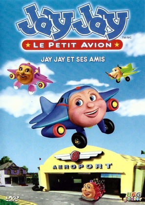 """""""Jay Jay the Jet Plane"""" - French Movie Cover (thumbnail)"""