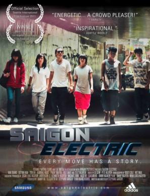Saigon Electric - Movie Poster (thumbnail)