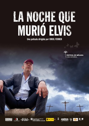 La nit que va morir l'Elvis - Spanish Movie Poster (thumbnail)