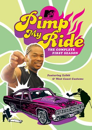 """Pimp My Ride"" - DVD cover (thumbnail)"